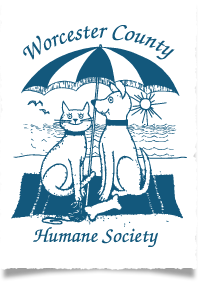 Worcester County Humane Society Logo