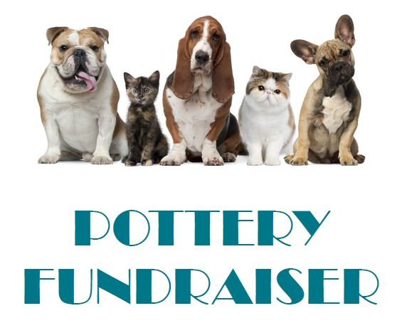 pottery fundraiser
