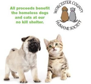 quarter auction by Worcester County Humane Society