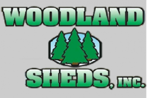 woodlands sheds inc logo